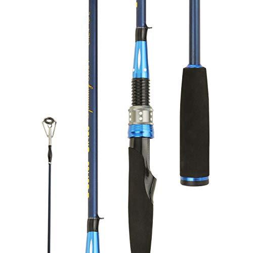 Entsport E Series - Sirius Spinning Rod 2 Piece 7 Graphite Portable Fishing Rod