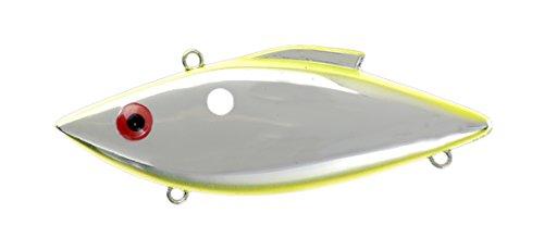 Bill Lewis RT141S SW Rat-L-Trap Chrome Chartreuse
