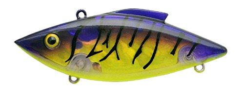 Rat-L-Trap Purple Light Tiger 14 Oz