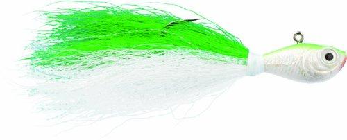 Spro SBTJC-2 Prime Bucktail Jig 2-Ounce Chartreuse
