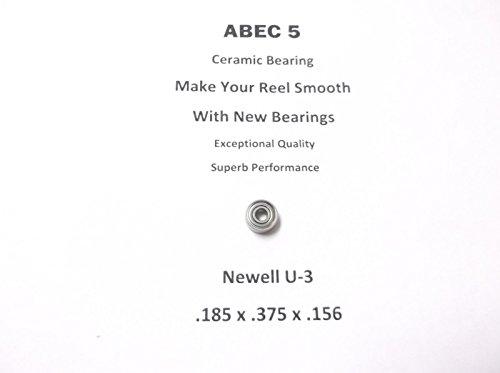 Newell Reel Part C 533 55 U-3 ABEC 5 Ceramic Bearing 185 x 375 x 156 19