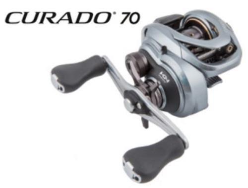 Shimano Curado 821 CU71XG left hand baitcasting fishing reel