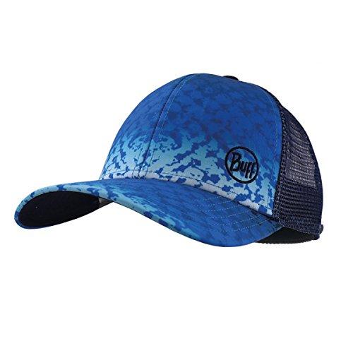 BUFF 10-4 Snapback Cap Blue Shad One Size