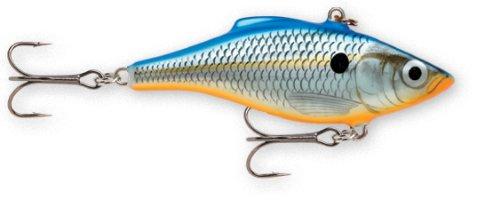 Rapala Rattlin Rapala 07 Fishing lure 275-Inch Blue Shad