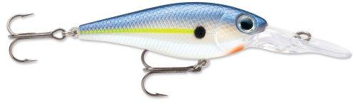Storm Smash Shad 5 Fishing Lure Hot Blue Shad 2-Inch