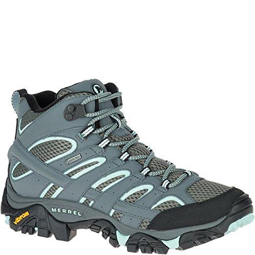 Merrell Womens Moab 2 Mid Gtx Hiking Boot