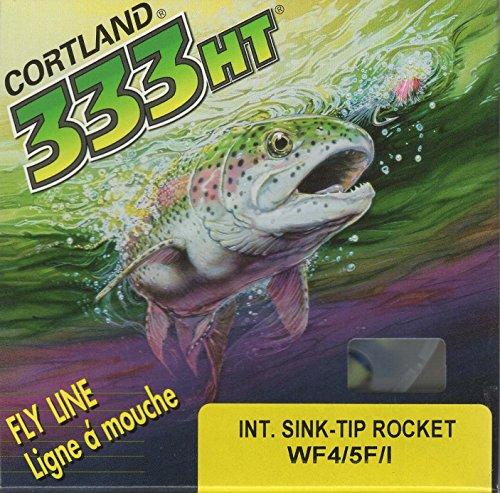 Cortland X Intermediate Sink-Tip WF45 Fly Line 27 yds