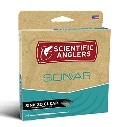 Scientific Anglers Sonar Sink 30 Clear Tip Fly Fishing Line Intermediate Sink