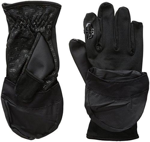 Glacier Glove Ultra Light Angler Flip-Mitt Fishing Glove