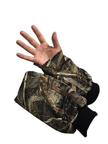Glacier Outdoor Katmai OverMitt Gloves