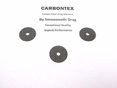SHIMANO REEL PART Symetre 1000FL 3 Smooth Drag Carbontex Drag Washers SDS80
