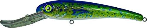 Manns Bait Company Stretch 25 Fishing Lure Pack of 1 2-Ounces Dorado