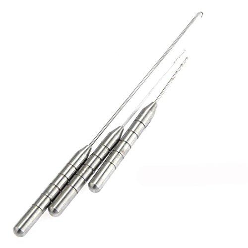 Coarse Fishing Rigging Needle Set Kit Metal Tackle Tool Swinger Carp Stainless