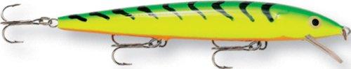 Rapala Husky Jerk 14 Fishing lure Firetiger Size- 55
