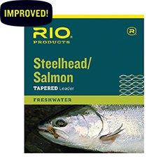Rio SteelheadSalmon Leader 6ft 12lb 3 Pack