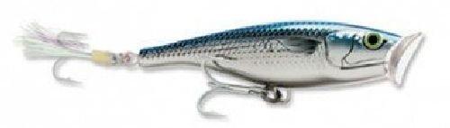 Rapala Saltwater Skitter Pop 12 Fishing Lure Mullet