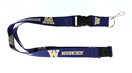 NCAA Washington Huskies Team Lanyard