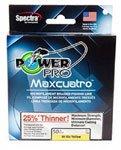 Power Pro 33401003000E Maxcuatro Braided Fishing Line 100 lb3000 yd Moss Green