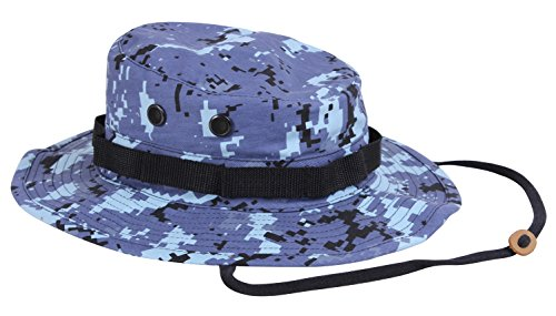 Rothco Boonie Hat Sky Blue Digital Camo - 7 Inch