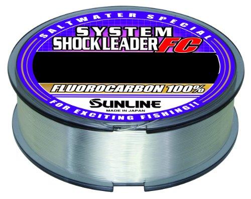Sunline Saltwater Special System Shock Leader Fc 30lb 50m