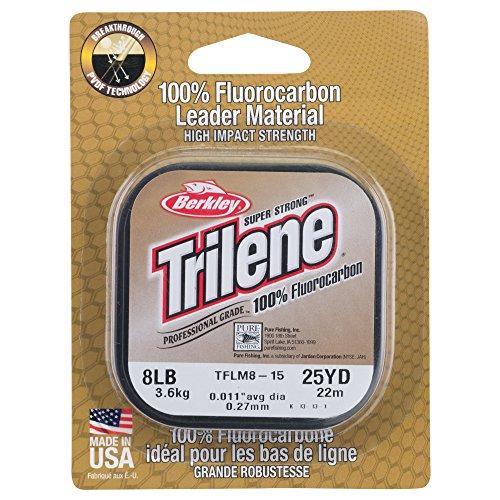 Berkley Trilene 100 Fluoro Leader Mat
