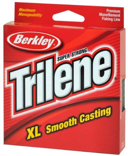 Berkley Trilene XL 1000 Yd Economy Packs 14 LbTest Color Clear XLEP14-15