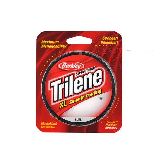 Berkley Trilene XL Smooth Casting Filler Spool Clear CLEAR 20 LB
