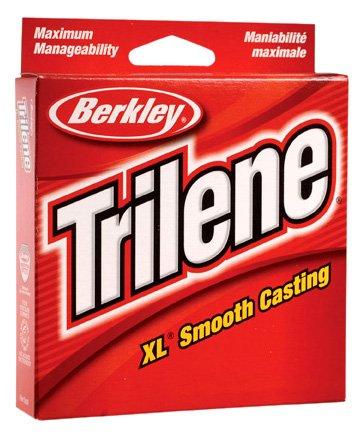 Berkley Trilene XL Smooth Casting Monofilament 300 Yd Spool10-PoundLow-Vis Green