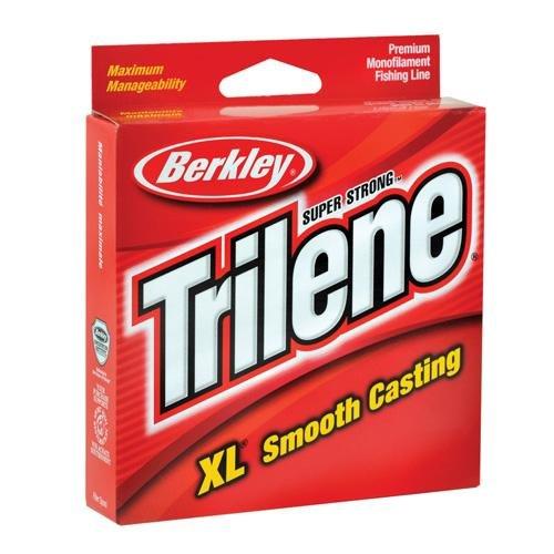 Berkley Trilene XL Smooth Casting Monofilament Service Spools Berkley Trilene XL 12 lb Test - Clear
