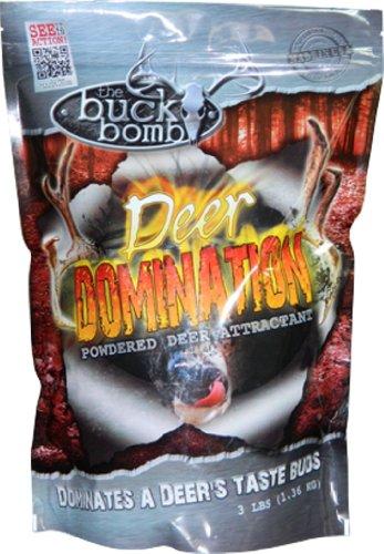 Buck Bomb Deer Domination 3lb Bag