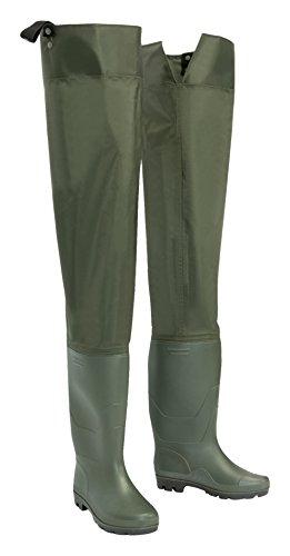 Caddis Waders CA2301W-12 PVC Hip Waders Boot