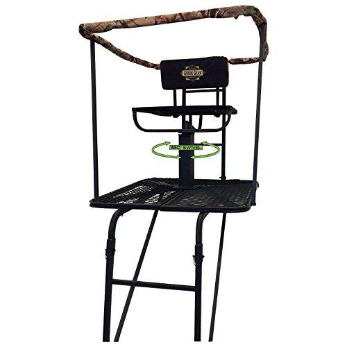 Guide Gear 16 Swivel Ladder Tree Stand