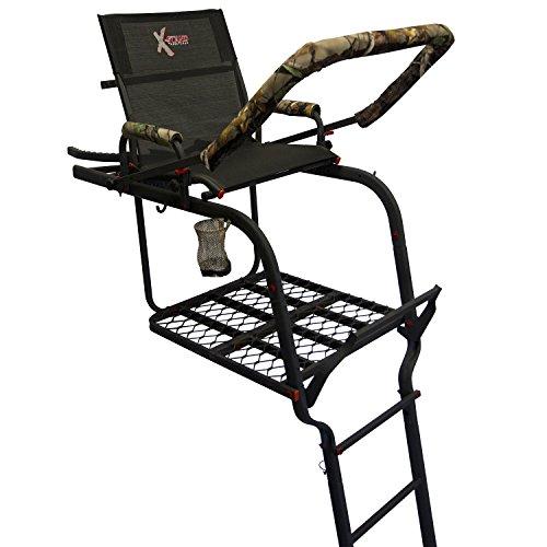 X-Stand XSLS575 General Single Man Ladder Stand 22