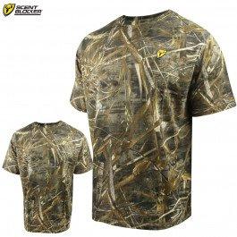 Scent Blocker Fused Cotton T-Shirt L- RTMX-5