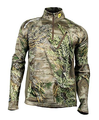 ScentBlocker NTS Long Sleeve Shirt Camo Medium