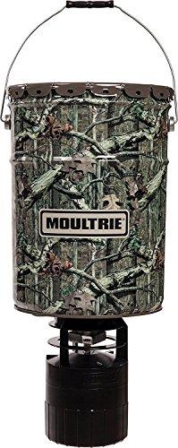 Moultrie 65-Gallon Pro Hunter Hanging Deer Feeder