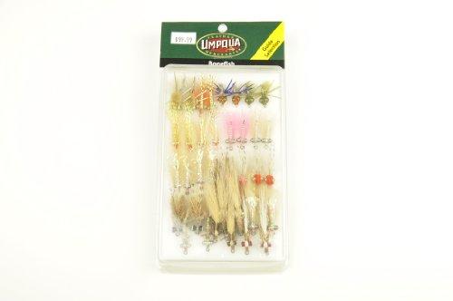 Umpqua Fly Fishing Bonefish Guide Fly Selection
