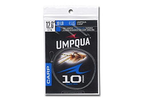 Umpqua Fly Fishing Carp Taper Leader 120X 16