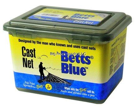 Betts 15B-7 Blue Mono Cast Net