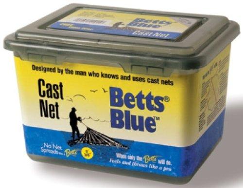 Betts 17MB-6 Blue Mono Cast Net