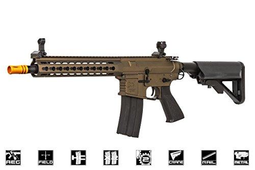 Classic Army M4 10 ARSS4-10 Keymod Carbine AEG Airsoft Gun Dark Bronze