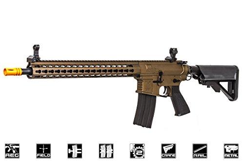 Classic Army M4 15 ARS4 Keymod Carbine AEG Airsoft Gun  Dark Bronze