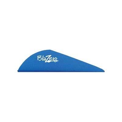 Bohning Blazer Archery Vane 100-Pack Satin Blue