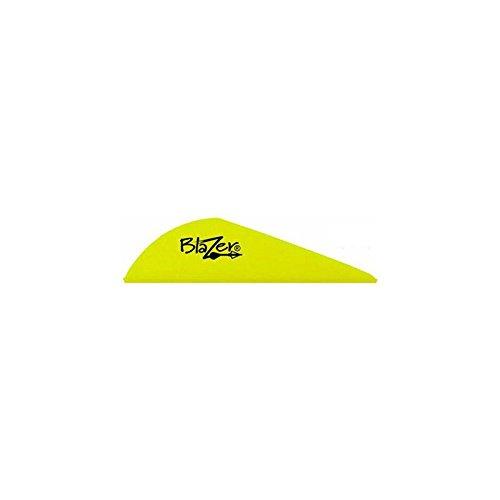 Bohning Blazer Vane Pack of 36 Neon Yellow