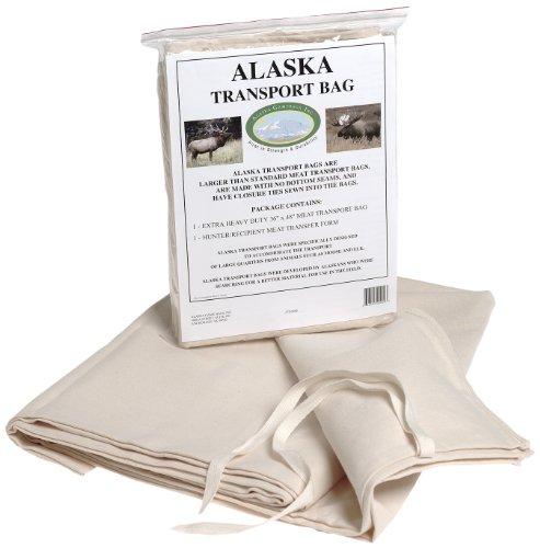 Alaska Game Alaska MooseElkBear Hide Transport Bag 36X48-Inch