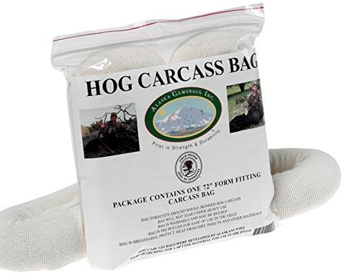 Alaska Game Hog Carcass Rolled Carcass Bag 72-Inch