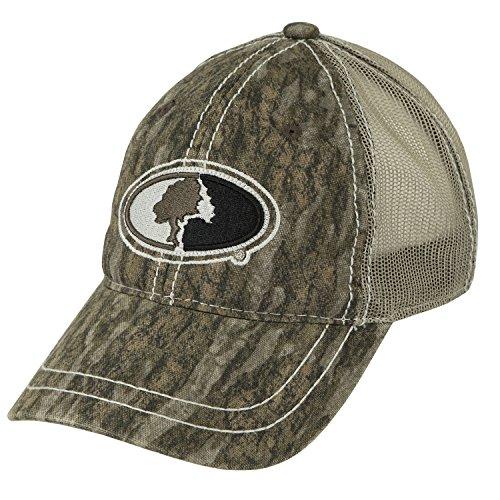 Mossy Oak Camo Mesh Back Hunting Cap