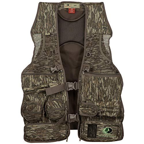 Mossy Oak Longbeard Elite Turkey Hunting Vest Turkey Vest for Hunting with Seat