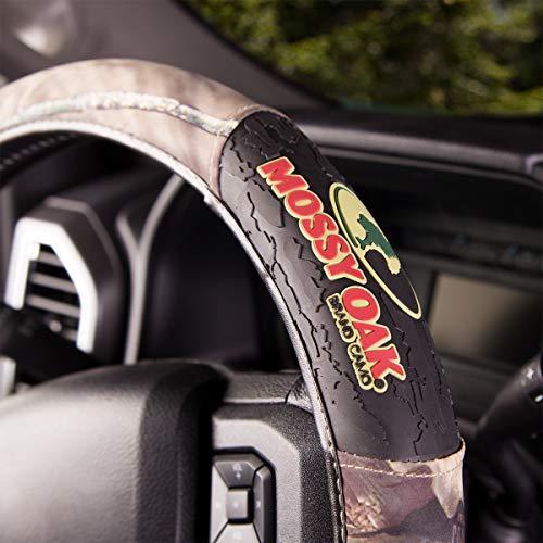 Mossy Oak Steering Wheel Cover  Break-Up Country Truck