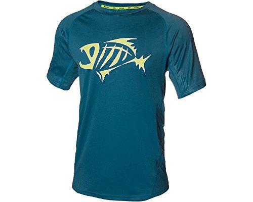 G Loomis URSO Tech T-Shirt - Dark Blue - Medium